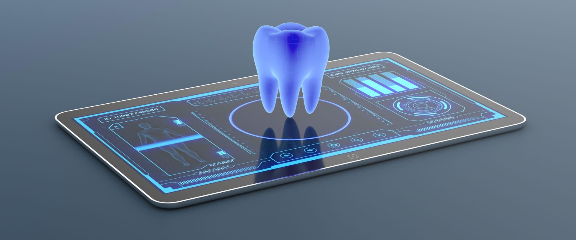 Hightech Zahnmedizin