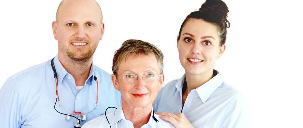 Zahnarzt Schleswig Team